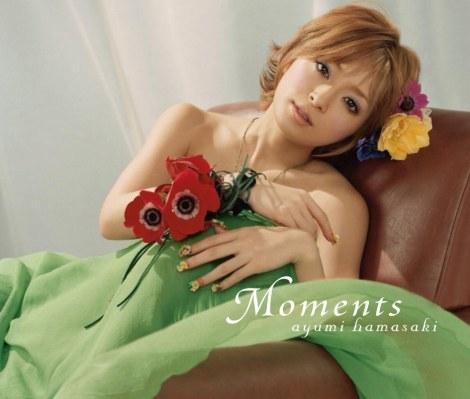 浜崎あゆみ、シングル「Moments」