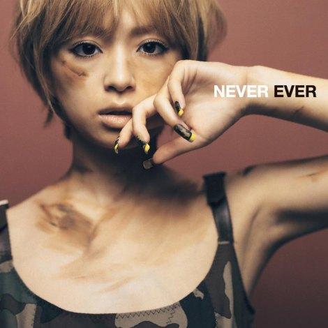 浜崎あゆみ、シングル「NEVER EVER」