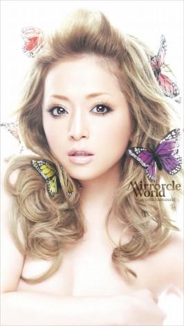 浜崎あゆみ、シングル「Mirrorcle World」
