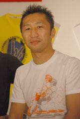 内藤大助[08年3月撮影]