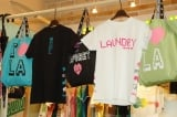 ランドリーの『SPACE INVADERS×LAUNDRY』