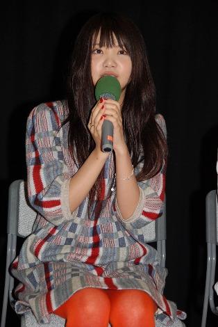 NHKドラマ8『キャットストリート』の主題歌を担当したいきものがかり・吉岡聖恵