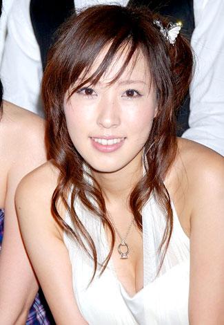 ブロンドヘアーの桜井まりさん