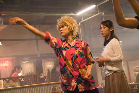 監督、プロデューサーからのラブコールを受けて出演を快諾した新田恵利