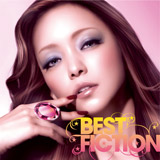 安室奈美恵、ベストアルバム『BEST FICTION』【CD盤】
