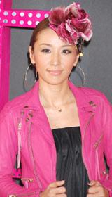 映画『セックス・アンド・ザ・シティ』のジャパンプレミアに登場した鈴木紗理奈