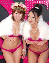映画『セックス・アンド・ザ・シティ』のジャパンプレミアに登場したチェリー☆パイ