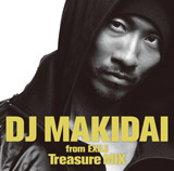 DJ MAKIDAI、アルバム『Treasure MIX』