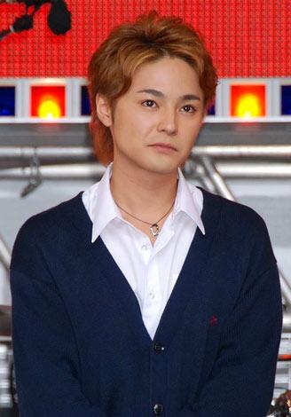 ケータイ小説の映像化『赤い糸』の撮影報告イベントに登場した木村了