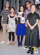 小林ともたいのほか、ゲストに光石研、同番組のエンディングテーマを歌ったハンバート ハンバートも参加