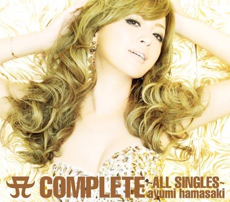 浜崎あゆみ、アルバム『A COMPLETE 〜ALL SINGLES〜』