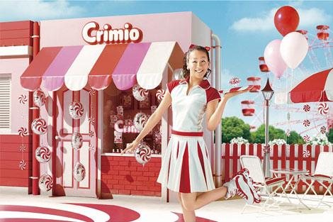サムネイル ロッテキャンディ『Crimio(クリミオ)』の新CMでインラインスケートを披露する浅田真央