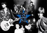 B'z、20周年のアーティスト写真