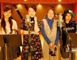 再結成したSPEED(左から)上原多香子、島袋寛子、今井絵理子、新垣仁絵