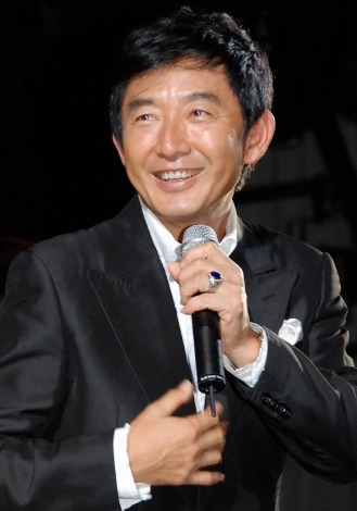 サムネイル 新ブランド『NORA』の発表会に出席した石田純一