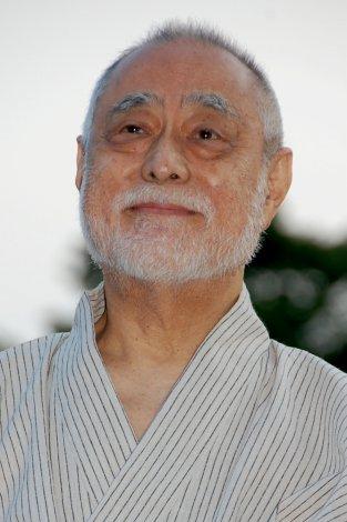 津川雅彦[08年7月撮影]