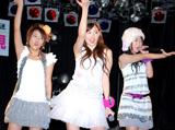 ドラマ『メン☆ドル 〜イケメンアイドル〜』(テレビ東京系)の製作記者発表会見に出席したノースリーブス
