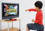 バンダイが発売する体感ゲーム玩具『Let's! TVプレイ バトル体感ゴムゴムのかめはめ波〜おめぇの声でおらを呼ぶ〜』