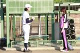 矢崎広と南明奈(右)