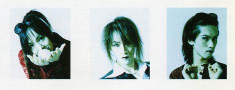 インディーズ2ndアルバム『Melty Case』リリース時のアーティスト写真