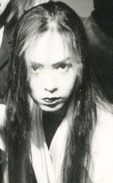 バンド結成当初のボーカルのIZAM