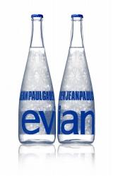 ジャンポール・ゴルチエがデザインした『2009「エビアン」デザイナーズボトル』