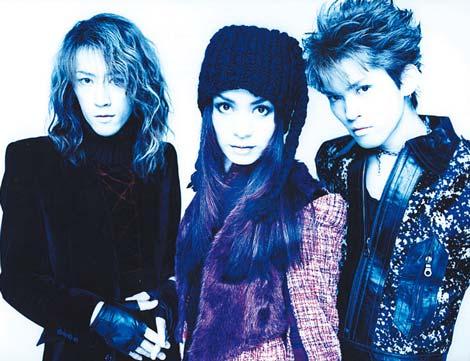 メジャーデビュー当時のSHAZNA(1998年)