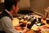 30周年記念商品にふさわしいものを生み出すべく積極的にプロジェクトに参画した中田英寿氏