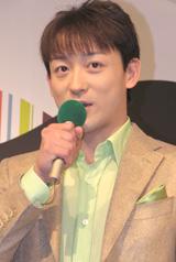 『嘉納治五郎杯 東京国際柔道大会2007』の会見に出席した山本耕史