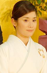 連続テレビ小説『だんだん』に出演する石田ひかり