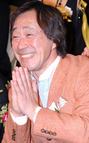 『国際ドラマフェスティバル in TOKYO 2008』表彰式典に出席した武田鉄矢
