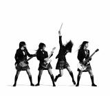 4人組女子高生バンドのSCANDAL