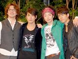 (左から)米倉利紀、Ryohei、森山未來、K