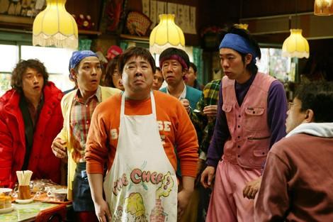 (C)2008『ハンサム★スーツ』製作委員会