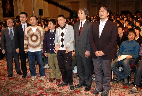 爆笑問題(田中裕二と太田光)が早稲田大学生500人と公開トークバトル