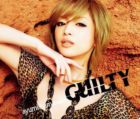 サムネイル 1位に輝いた浜崎あゆみ『GUILTY』(08年1月発売)