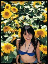 自然大好きの倉科カナの笑顔。