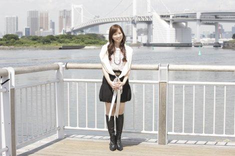 花王『エッセンシャル ダメージケア』の新CMに出演している皆藤愛子