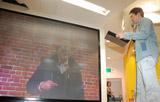 アニメ『アングリー・キッド』のDVD発売記念イベントで生アフレコを披露したサバンナ・高橋茂雄