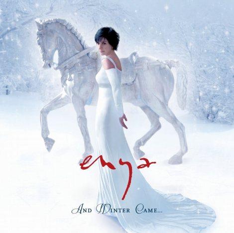エンヤの「ありふれた奇跡」が収録されているアルバム『雪と氷の旋律』