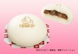 ローソンで限定発売される中華まん「キン肉まん」
