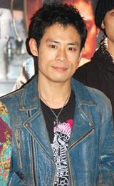 映画『フィッシュストーリー』のマスコミ向け完成披露試写会で舞台あいさつに登壇した伊藤淳史