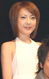 映画『特命係長 只野仁 最後の劇場版』完成披露試写会に出席した西川史子