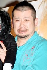映画「SAW(ソウ)5」公開記念オールナイトイベントに出席したケンドーコバヤシ