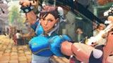 『ストリートファイターIV』ゲーム画像 (C)CAPCOM U.S.A., INC. 2008,2009 ALL RIGHTS RESERVED.