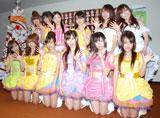 東京・NHKホールでライブを行ったAKB48