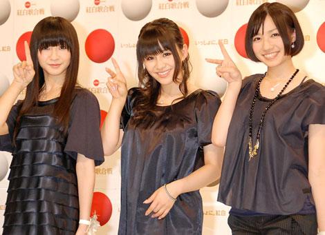 『第59回NHK紅白歌合戦』初出場を決めたPerfume