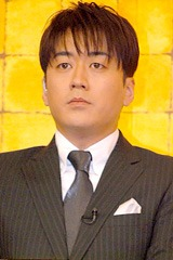 安住紳一郎アナウンサー[08年3月撮影]