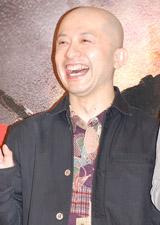 舞台『SUPER MONKEY』の製作発表記者会見に出席した植本潤