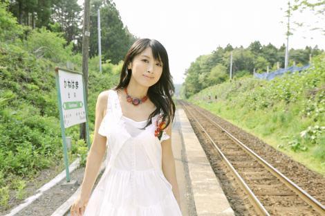 発売したDVDが初登場41位にランクインした藤川ゆり(C)2008 ポニーキャニオン